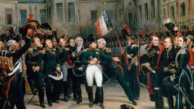 nap 394x221 - History Perspective: What Went on After Napoleon Bonaparte Lost?