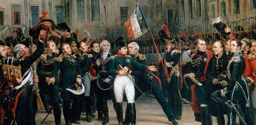 nap 817x400 - History Perspective: What Went on After Napoleon Bonaparte Lost?